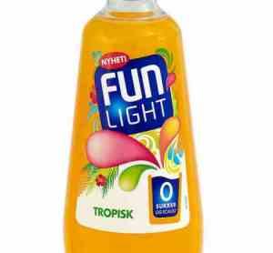 Prøv også Fun Light tropical.
