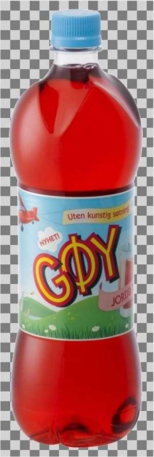 Prøv også Gøy jordbærsaft.