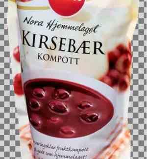 Prøv også Nora Kirsebærkompott.