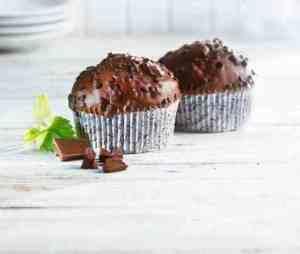 Prøv også Aunt Mabel Triple chocolate muffin.