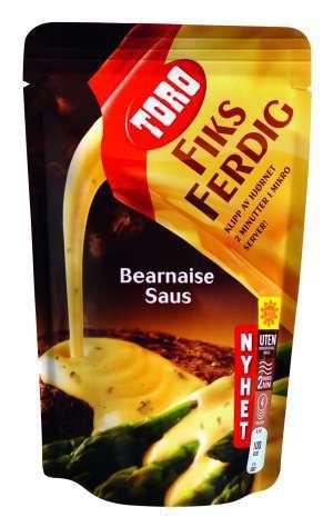 Les mer om Toro fiks ferdig bearnaisesaus hos oss.
