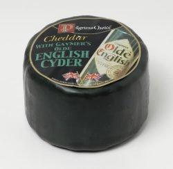 Prøv også Pilgrims Choice Cheddar with English Cyder.