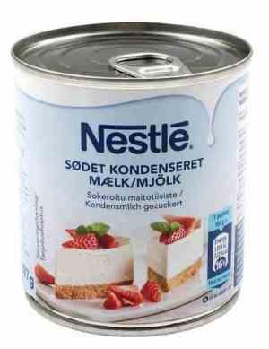 Prøv også Vikingmelk, Nestle.
