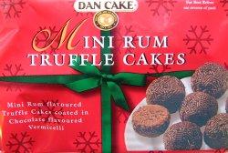 Prøv også Dancake Mini Rum truffles.