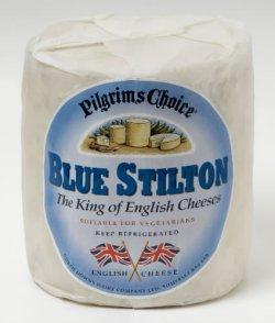 Prøv også Pilgrims Choice Blue Stilton.