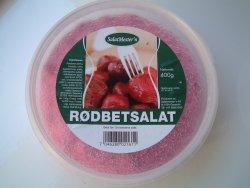 Prøv også Salatmesteren rødbetesalat.
