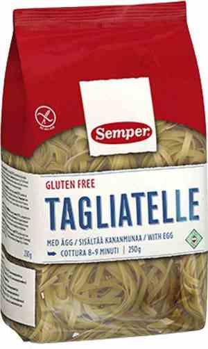 Prøv også Semper tagliatelle med egg.