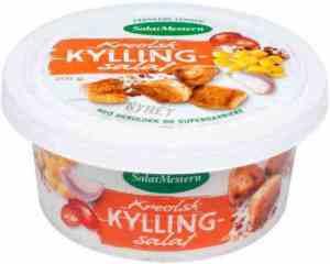Prøv også Salatmesteren Kreolsk Kyllingsalat.