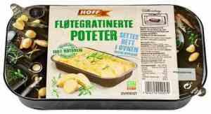 Prøv også Hoff Fløtegratinerte Poteter.
