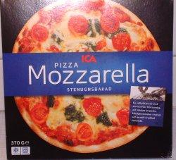 Prøv også ICA Pizza Mozzarella.