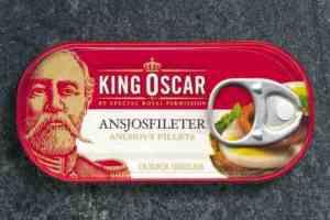 Prøv også King Oscar Ansjosfileter.