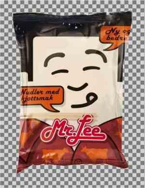 Prøv også Mr Lee pose med kjøttsmak.