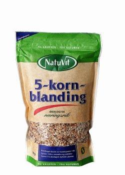 Les mer om Natuvit 5-korn-blanding hos oss.