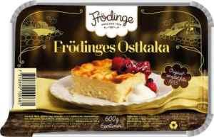 Prøv også Frödinge ostkake.