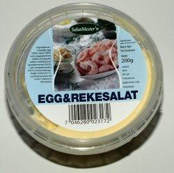 Prøv også Salatmesteren egg og rekesalat.