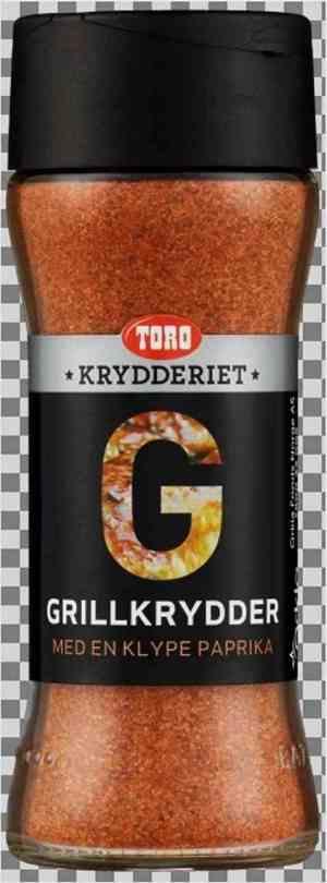 Prøv også Toro Krydderiet Grillkrydder.
