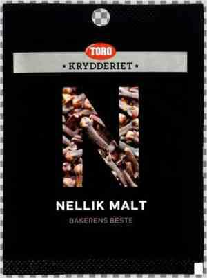 Prøv også Toro Krydderiet Nellik Malt.