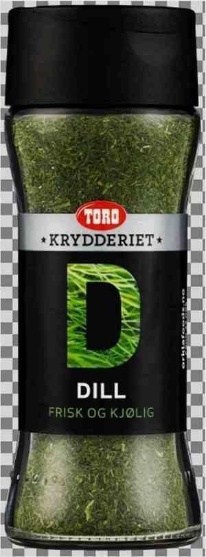 Prøv også Toro krydderiet Dill.