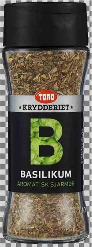 Prøv også Toro krydderiet Basilikum.