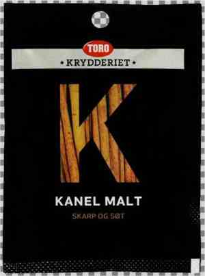 Bilde av Black Boy Malt Kanel.