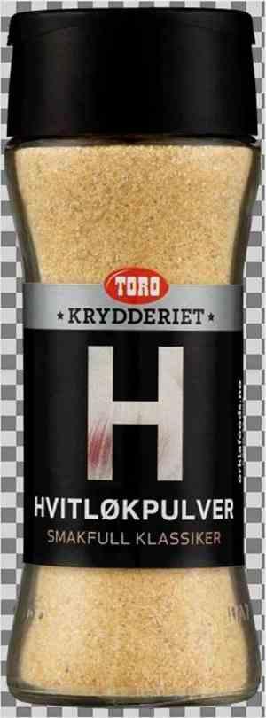 Prøv også Toro krydderiet Hvitløkpulver.