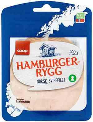 Les mer om Coop Hamburgerrygg hos oss.