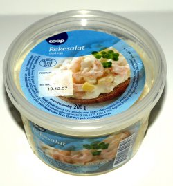 Prøv også Coop rekesalat med egg.