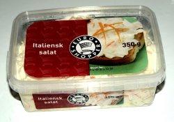 Prøv også Euroshopper italiensk salat.