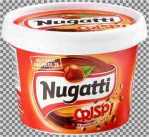 Prøv også Nugatti crisp.