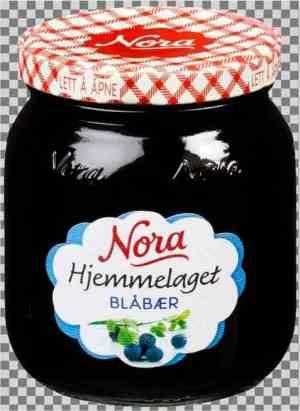 Prøv også Noras hjemmelaget blåbærsyltetøy.