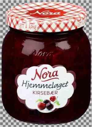 Prøv også Noras Hjemmelaget kirsebærsyltetøy.