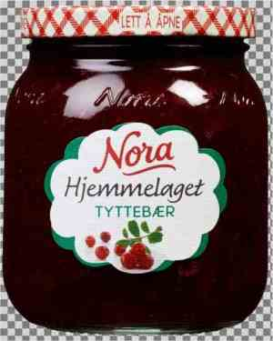 Prøv også Noras Hjemmelaget tyttebærsyltetøy.