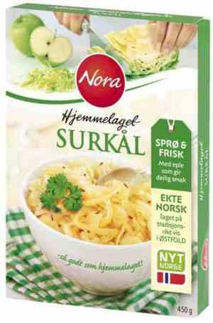 Prøv også Noras Hjemmelaget surkål.
