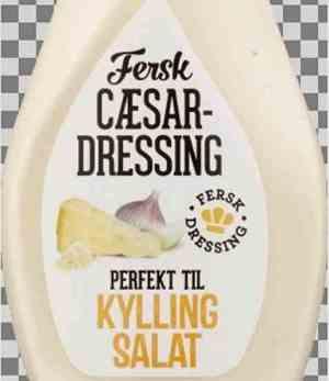 Prøv også Idun Fersk Caesar dressing.