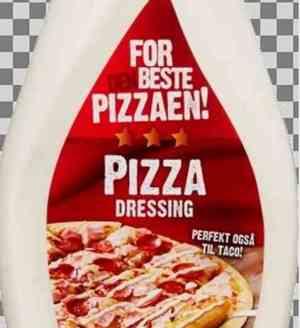 Prøv også Idun pizzadressing.