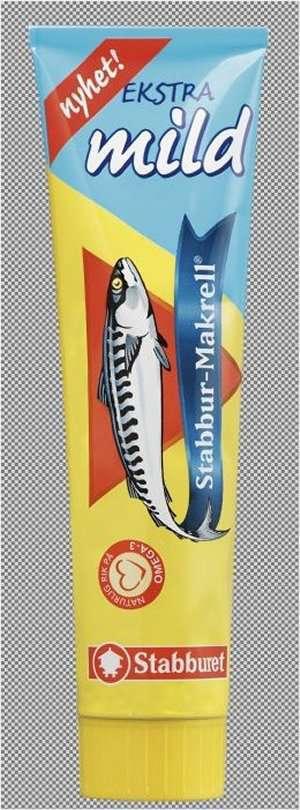 Prøv også Stabbur makrell ekstra mild.