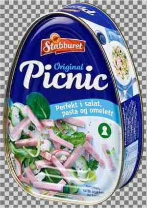 Prøv også Stabburet picnic.