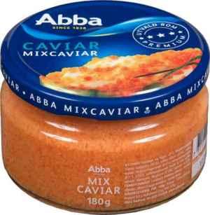 Prøv også Abba caviar Mixcaviar.