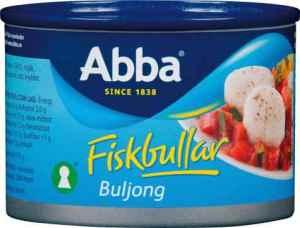Prøv også Abba fiskbullar i buljong.