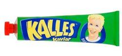 Prøv også Kalles kaviar dill.