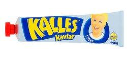 Prøv også Kalles kaviar light.