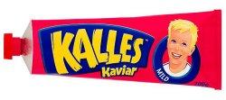 Les mer om Kalles kaviar mild hos oss.