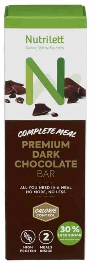 Prøv også Nutrilett bar Mørk sjokolade.