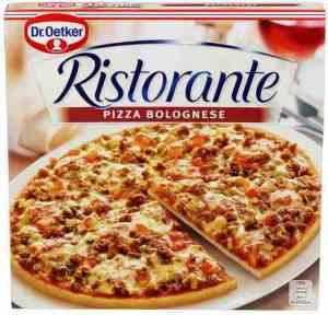 Prøv også DrOetker Ristorante Pizza Bolognese.