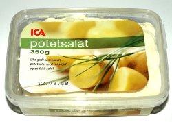 Prøv også Ica potetsalat.