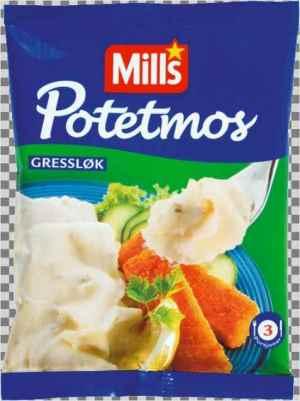 Prøv også Mills potemos med gressløk.