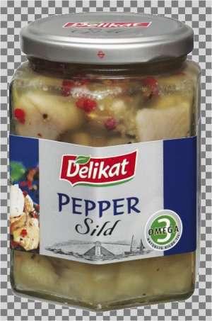 Prøv også Delikat Peppersild.