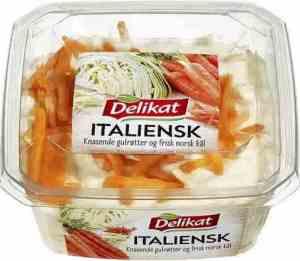 Prøv også Delikat Italiensk salat.