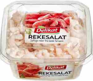 Prøv også Delikat rekesalat.