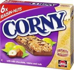 Prøv også Corny Nøtt og Rosin 6 pk.